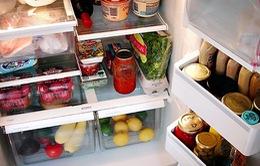 Nguyên tắc bảo quản thực phẩm trong tủ lạnh tối ưu