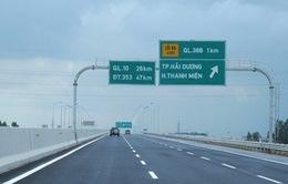 Từ ngày 1/4, đồng loạt tăng mạnh phí QL5, cao tốc Hà Nội - Hải Phòng