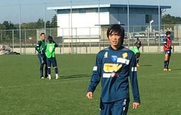 Tầm quan trọng của những bài tập thể lực trong bóng đá Nhật Bản