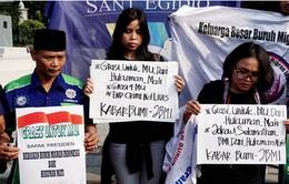 Indonesia hoãn tử hình 10 tội phạm ma túy