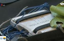 Wolk – Túi đệm có khả năng chuẩn đoán trước va chạm