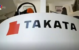 Mỹ: Takata thừa nhận không báo cáo về lỗi túi khí