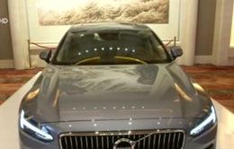 Volvo thử nghiệm xe tự hành tại Trung Quốc