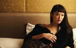 Vẻ gợi cảm đầy cá tính của nữ giám khảo Asia's Next Top Model