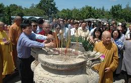 Tưởng niệm các liệt sĩ đã hy sinh tại Côn Đảo