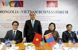 Thủ tướng Nguyễn Xuân Phúc dự Diễn đàn Doanh nghiệp Việt Nam - Mông Cổ