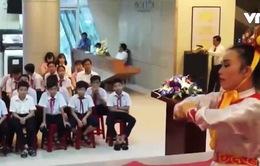 Đà Nẵng: Đưa nghệ thuật Tuồng tới học sinh dịp Trung thu