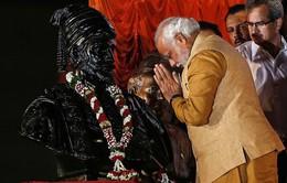 Ấn Độ khởi công xây dựng bức tượng cao nhất thế giới