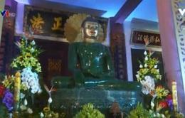 Tượng Phật Ngọc lớn nhất thế giới đến Hà Nội