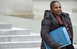 Pháp: Bộ trưởng Tư pháp Christine Taubira đã từ chức