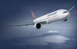 Bay thẳng đến Thổ Nhĩ Kỳ từ tháng 6 với Turkish Airlines