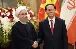 Tuyên bố chung Việt Nam - Iran