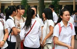 Tuyển sinh vào 10: Học sinh không thi phải có đơn của phụ huynh
