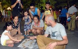 Hà Nội không tổ chức phố đi bộ quanh Hồ Gươm dịp Tết