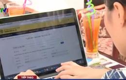 Đăng ký tuyển sinh trực tuyến vào lớp 6 tại Hà Nội: Chập chờn do quá tải