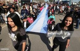 Ngày hội những cặp sinh đôi tại Argentina