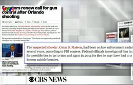Vụ xả súng kinh hoàng tại Florida, Mỹ - Tâm điểm báo chí quốc tế