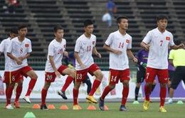 VCK U16 châu Á 2018: Đổi sân trận U16 Việt Nam gặp U16 Iran