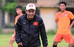 U16 Việt Nam đặt mục tiêu vô địch giải U16 Đông Nam Á