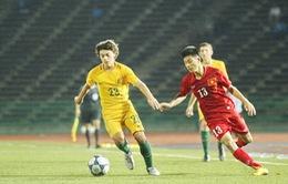 VIDEO Chung kết U16 Đông Nam Á: Trọng tài từ chối PENALTY cho U16 Việt Nam