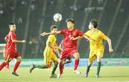 U16 châu Á 2016: U16 Việt Nam ngược dòng đánh bại U16 Australia