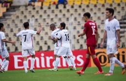 Thua đậm U16 Iran, U16 Việt Nam tạm biệt giấc mơ World Cup