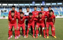 ĐT U21 Việt Nam dự Nations Cup 2016 với nòng cốt là lứa cầu thủ U19