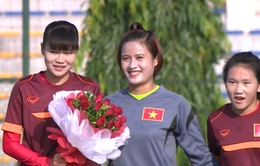 Trận đấu đặc biệt của các cô gái U19 nữ Việt Nam