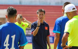 U19 Việt Nam hội quân ở Nha Trang, sẵn sàng cho giải U19 Đông Nam Á 2016