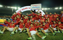 Lịch tường thuật trực tiếp giải U19 Đông Nam Á 2016 trên VTVcab