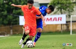 U21 Việt Nam thất bại 0-2 trước U21 Thái Lan