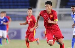 U21 Việt Nam đá giao hữu với 2 CLB V.League trước giải U21 quốc tế 2016