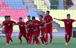 U21 Việt Nam đánh bại U21 Singapore trên chấm phạt đền, giành hạng 3 Nations Cup 2016