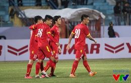 VTV6 truyền hình trực tiếp các trận đấu của U23 Việt Nam tại VCK U23 châu Á