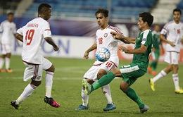 Nhận diện đối thủ của U19 Việt Nam: Điểm mạnh & điểm yếu của U19 UAE