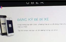 Gần 15.000 lái xe Việt Nam đăng ký Uber