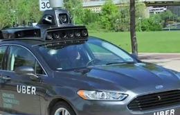 Uber thử nghiệm dịch vụ xe không người lái