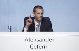 UEFA không đồng ý hủy mùa giải vì COVID-19