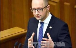 Thủ tướng Ukraine yêu cầu cấm nhập khẩu các sản phẩm dầu mỏ từ Nga