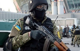 Ukraine phá âm mưu đánh bom 3 tuyến đường sắt