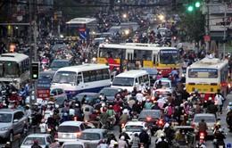Giảm phương tiện lưu thông cá nhân: Giải pháp cơ bản chống ùn tắc giao thông