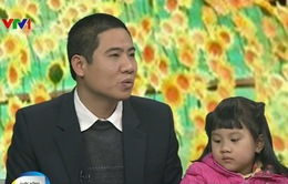Bé 4 tuổi mắc ung thư mầm được chữa khỏi