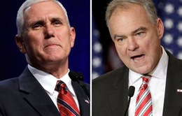 """Công kích """"nảy lửa"""" trong cuộc tranh luận của ứng viên Phó Tổng thống Mỹ"""