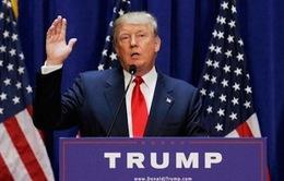 Mỹ điều tra chất bột trắng trong trụ sở tranh cử của ông Donald Trump