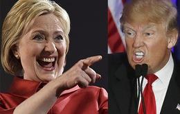 Hai ứng viên Tổng thống Mỹ đều tuyên bố giành chiến thắng