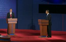 Cơ hội cho các ứng viên Tổng thống Mỹ sau vòng tranh luận đầu tiên