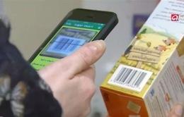 Đo lượng đường trong sản phẩm đóng gói bằng smartphone