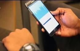 Ứng dụng điện thoại giúp kiểm soát tình trạng căng thẳng thần kinh