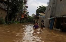 6 người thiệt mạng, 2 người mất tích, Yên Bái ngập nặng sau bão số 3