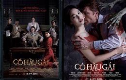 Phim kinh dị lãng mạn Cô hầu gái tung trailer và poster cuốn hút